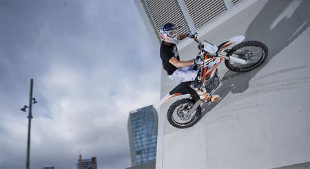 KTM prepara la llegada de la KTM Freeride E