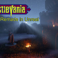 Konami cancela el proyecto del Castlevania en Unreal Engine 4 recreado por un fan