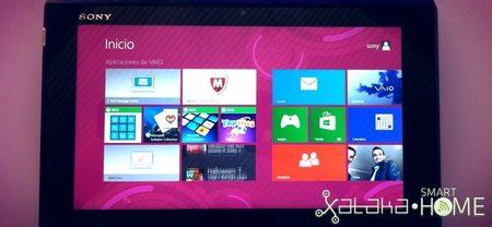 Windows 8. Primeras impresiones para el hogar