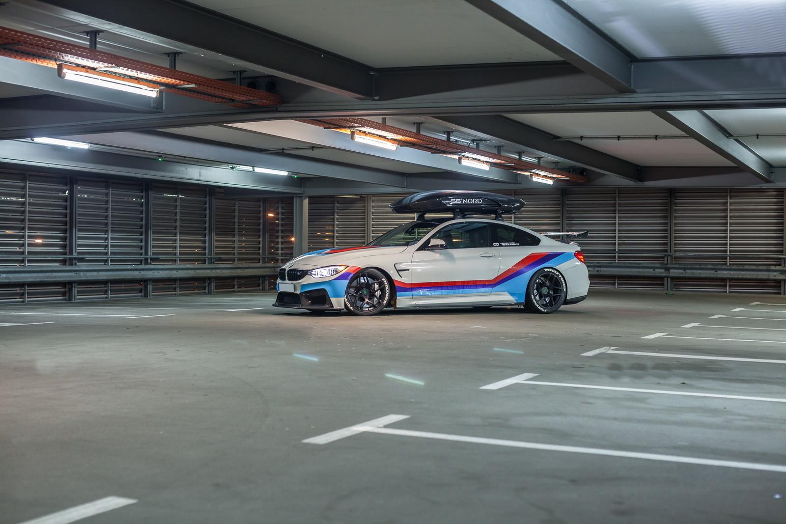 Foto de BMW M4R (26/29)