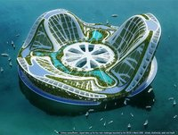 Lilypad: la ciudad flotante del futuro