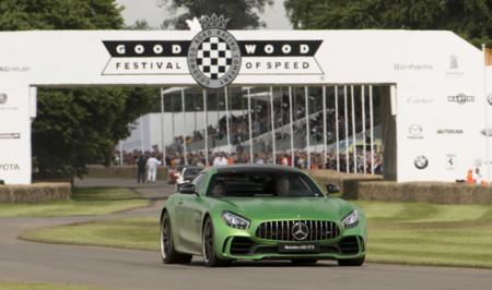 Así fue el estreno del Mercedes-AMG GT R, en 17 imágenes y 2 vídeos