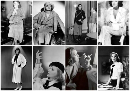 Greta Garbo estilo personal
