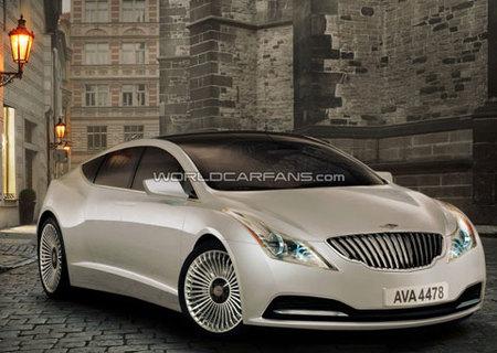Lagonda Sedan, empiezan las especulaciones