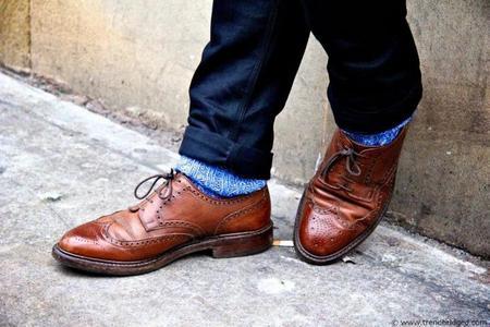 Pasos con historia: el zapato brogue como favorito del otoño