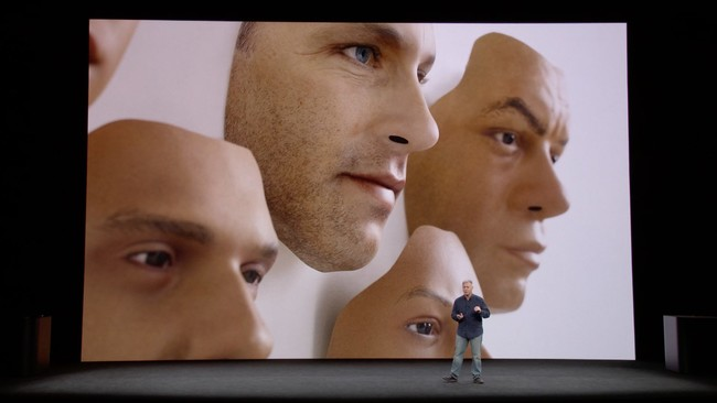 Apple Event September 2017 Face Id 008