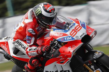 ¡Espectacular! Así es el nuevo carenado aerodinámico de la Ducati GP17 de Jorge Lorenzo
