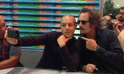 Comic-Con 2014: 'Sons of Anarchy', 'The Following', 'The Strain' y 'Supernatural'
