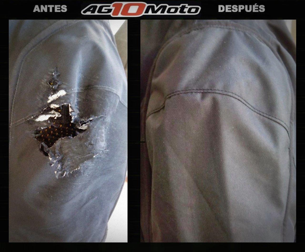 Foto de Reparación mono AG10Moto (7/8)
