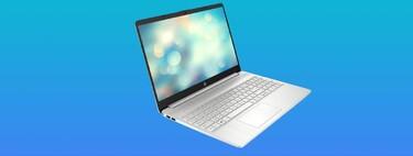 El equilibrado HP15s es uno de los portátiles más vendidos de Amazon: ofimática y navegación por poco más de 400 euros