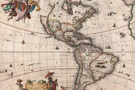 Vischer Mapa