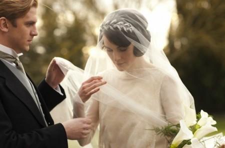 El magnifico vestuario de la serie Downton Abbey