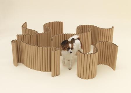 Arquitectura para perros, una genial idea de Kenya Hara