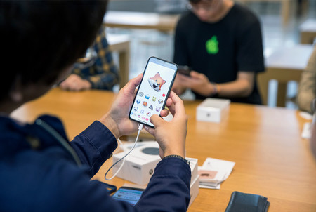 Iphonex Launch Tokyo Animoji 20171102