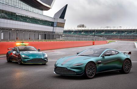 Aston Martin Vantage F1 Edition: los de Gaydon celebran así su regreso a la máxima categoría y presentan el safety car que puedes usar en la calle