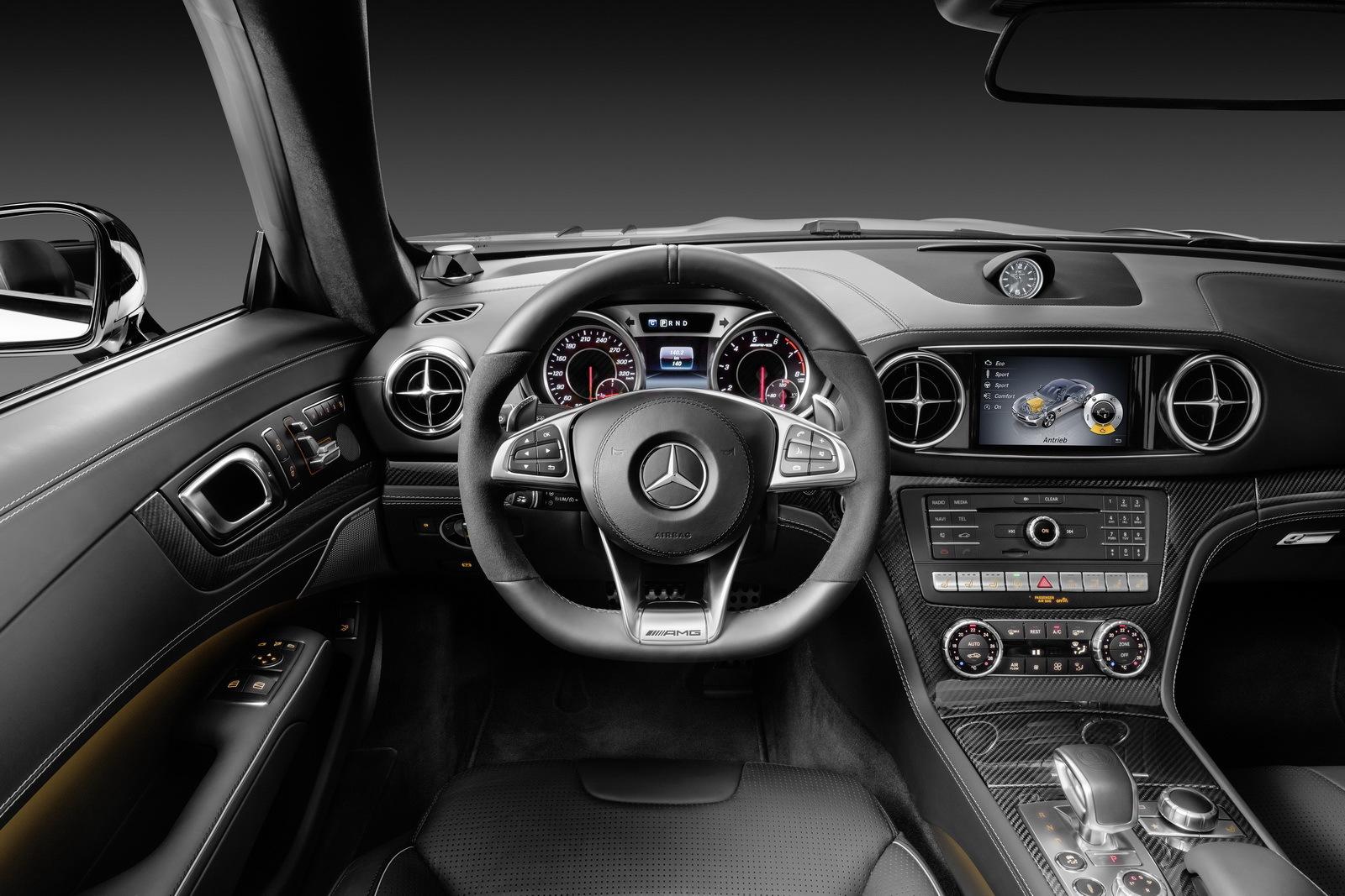 Foto de Mercedes-Benz SL 2016 (29/32)