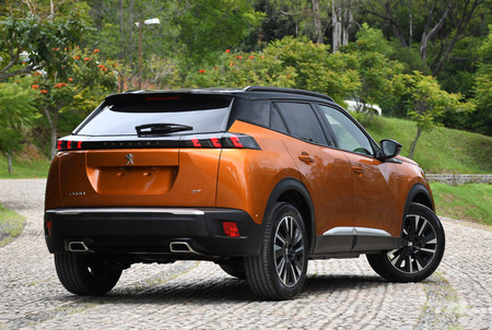 Peugeot 2008 2021 Opiniones Mexico 3