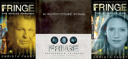 Las novelas de Fringe y el corto de John Noble