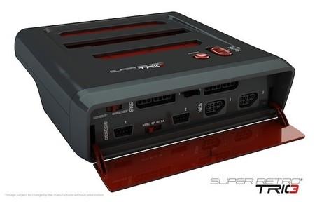 Super Retro Trio, otra consola retro más con la que usar cartuchos originales