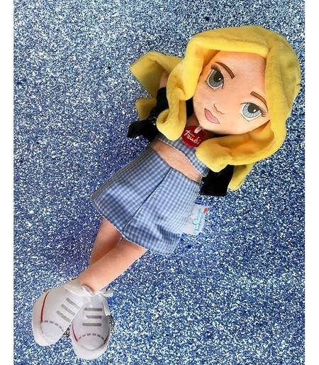 chiara ferragni muñeca