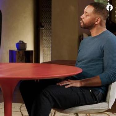 Will, hay más imágenes para ti: su mujer confiesa que le fue infiel y le deja KO en directo