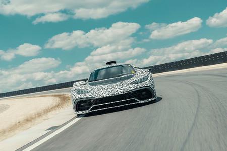 El Mercedes-AMG Project ONE inicia sus pruebas en circuito ¡y suena realmente como un Formula 1!