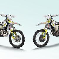 Husqvarna TE 300i y FE 350 Rockstar Edition: las nuevas ediciones especiales inspiradas en la competición