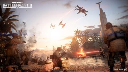 Star Wars: Battlefront II se actualizará hoy por última vez con el mapa de Scarif de Rogue One y otras tantas novedades