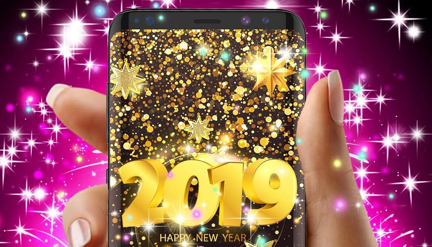 Las mejores App Android-OS para despedir 2018 y entregar la bienvenida a 2019