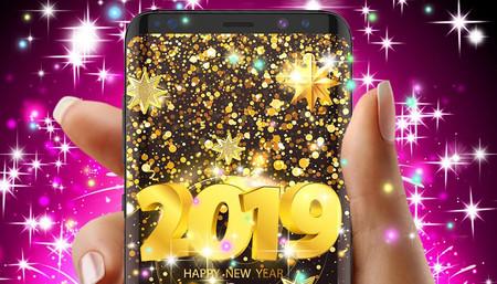 Las mejores aplicaciones Android para despedir 2018 y dar la bienvenida a 2019