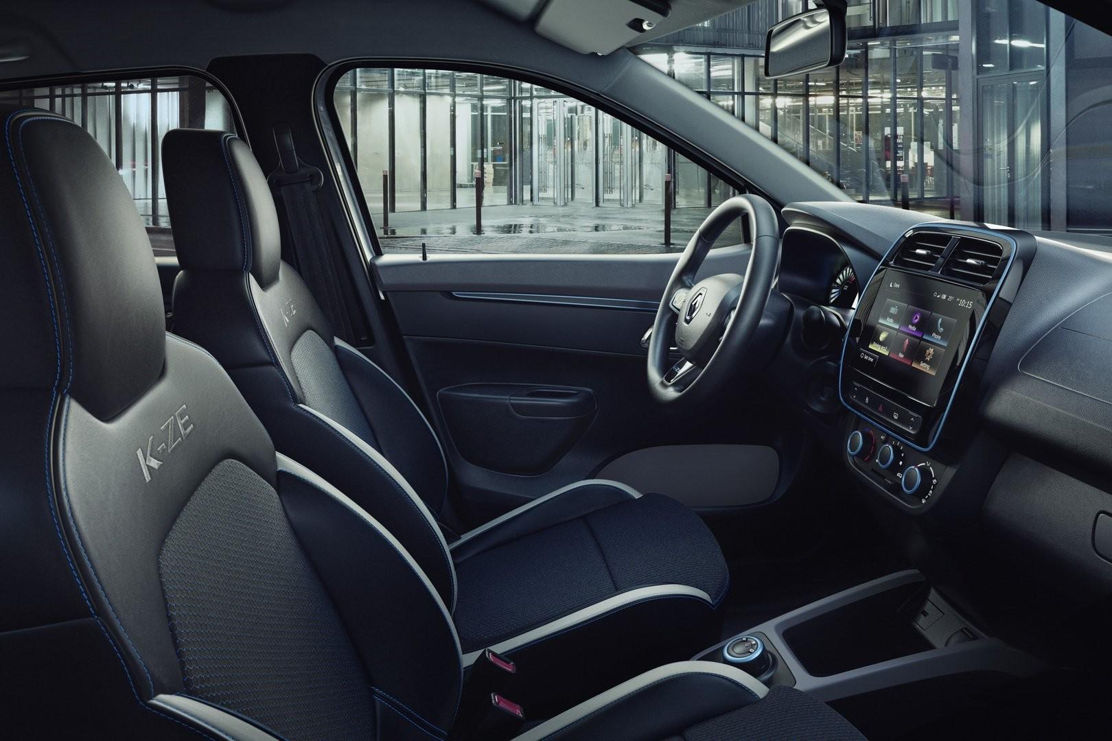 Foto de Renault City K-ZE (10/12)