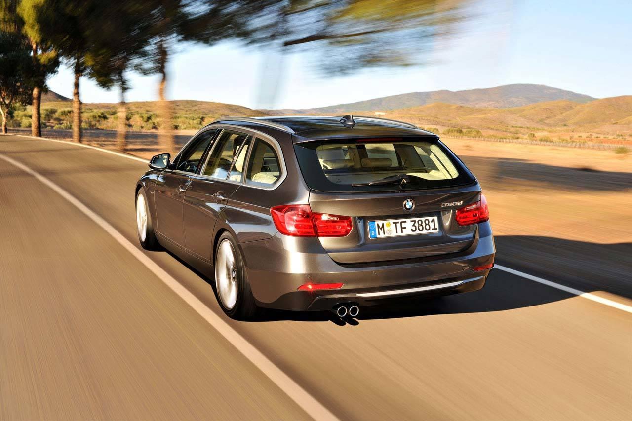 Foto de BMW Serie 3 Touring 2012 (14/43)