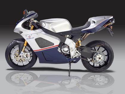 Roehr 1250sc la nueva generación de motocicletas americanas