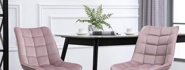 10 sillas de Amazon para dar un aire nuevo al comedor de tu casa