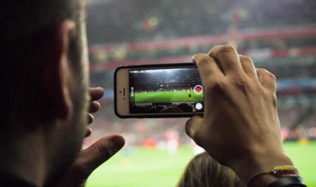 El smartphone es el nuevo aliado imprescindible para el mundo del fútbol
