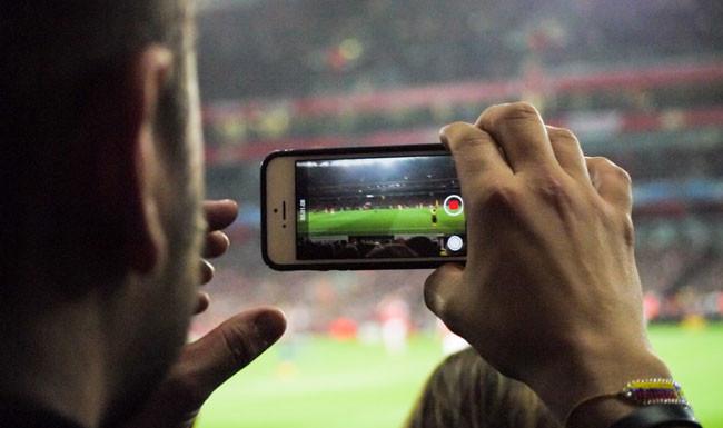 Football Smartphone Flickr Cc