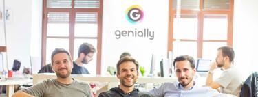 Genially, la startup cordobesa que aspira a ser la alternativa a PowerPoint con sus contenidos interactivos