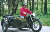 Sidecar Touring, conoce Lisboa a bordo de un sidecar