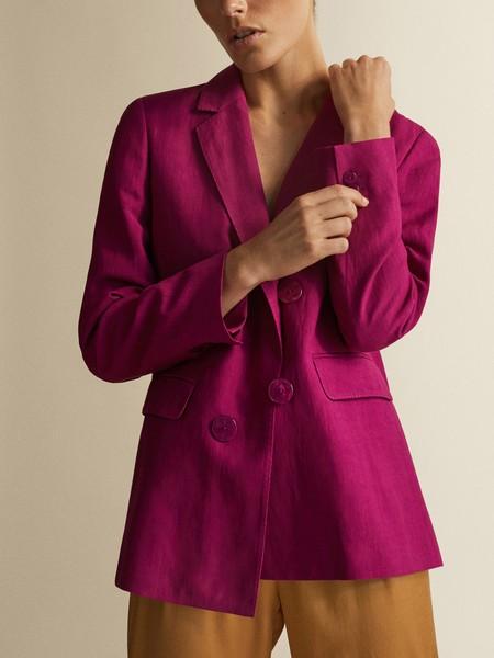 blazer Rebajas Massimo Dutti Special Prices