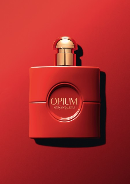 Las femme fatale huelen a Opium Rouge Fatal, la última edición de la maison francesa YSL