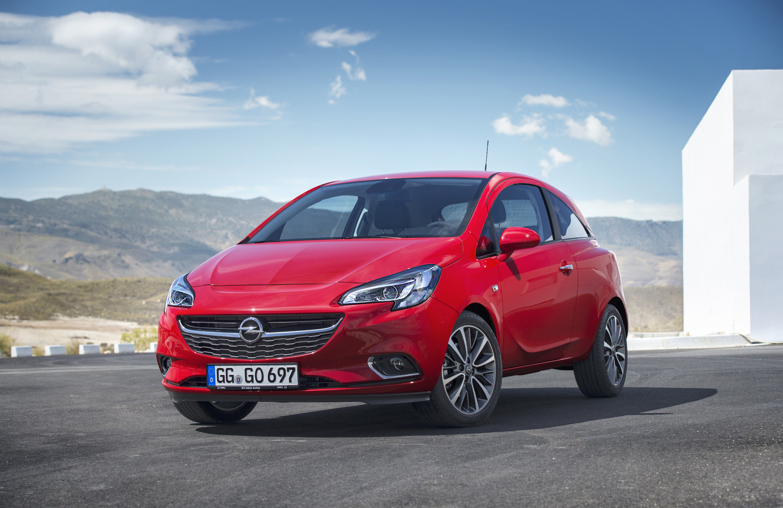 Foto de Opel Corsa (comparativa) (33/47)