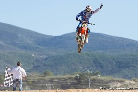 Vídeo resumen de la primera cita del Campeonato de España de Motocross en Albaida