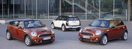 Nuevos Mini, Mini Cabrio y Mini Clubman 2010