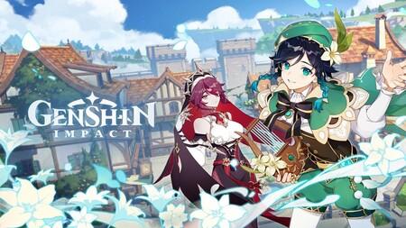Genshin Impact se actualizará la semana que viene con el parche 1.4 con nuevos minijuegos, misiones y un nuevo personaje