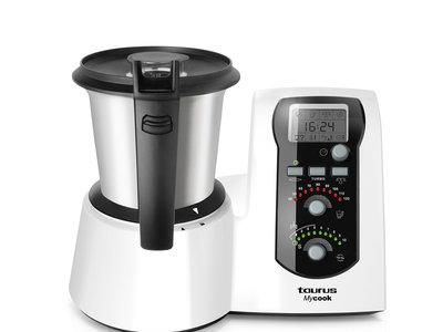 Aprovecha el Prime Day para hacerte con el robot de cocina Taurus Mycook por sólo 350 euros en Amazon