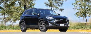JAC Sei 7, a prueba: un SUV para siete que quiere cambiar la percepción de los chinos en México