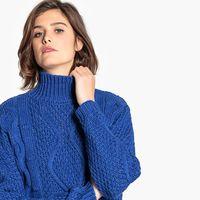 Calentita y con estilazo gracias a este jersey de La Redoute de lo más trendy