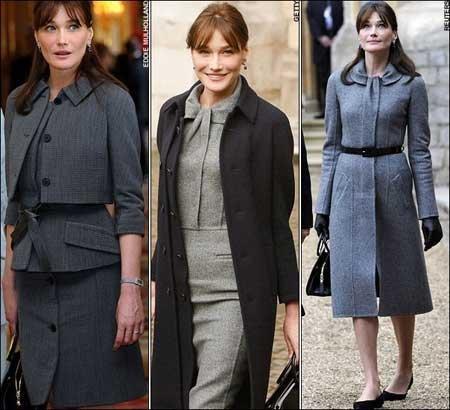 Las primeras damas y mujeres de políticos con más estilo