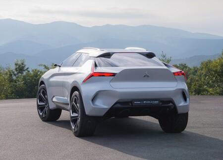 Mitsubishi E Evolution Concept 2017 1600 10