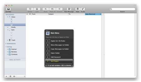 Mail Act-On, plugin para potenciar el uso intensivo de Mail, cliente de correo electrónico de Apple